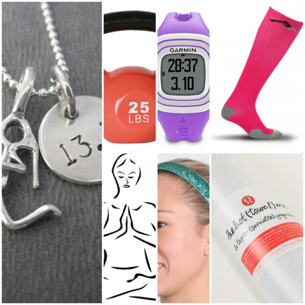 Holiday Gift Guide for Fitness