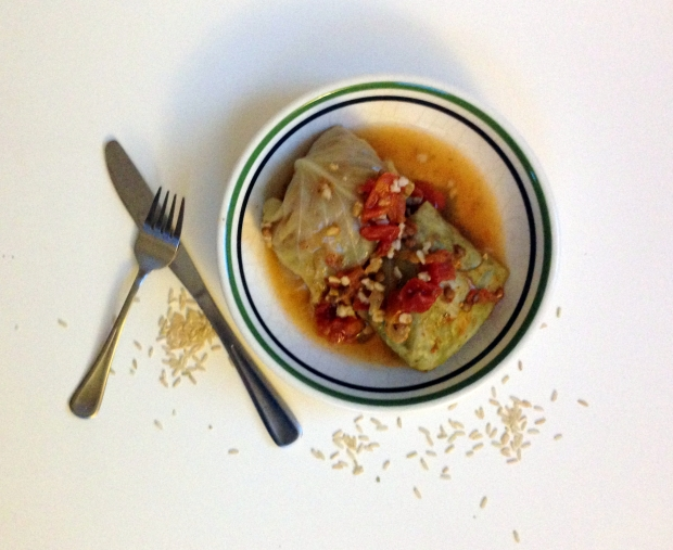 vegetarian stuffed cabbage2
