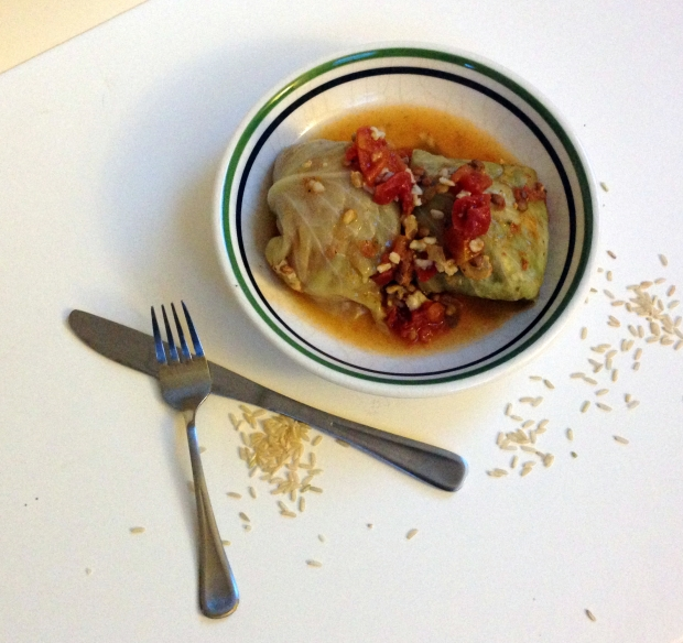 vegetarian stuffed cabbage3
