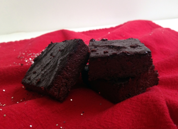 Very Cherry Brownies 3