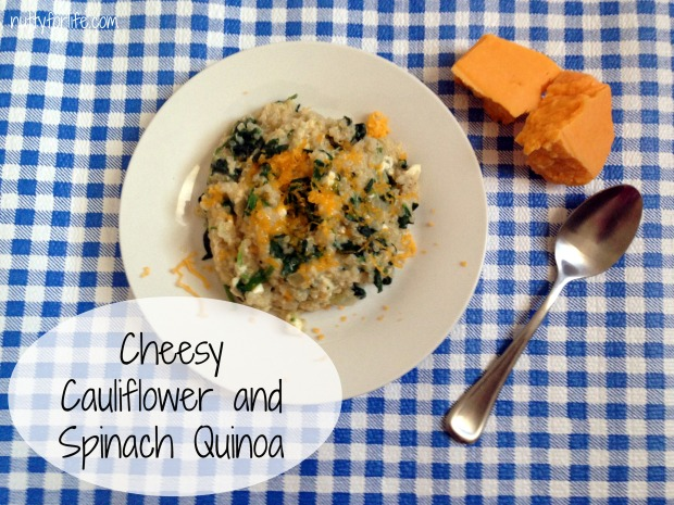 Cheesy Cauliflower and Spinach Qunioa.jpg