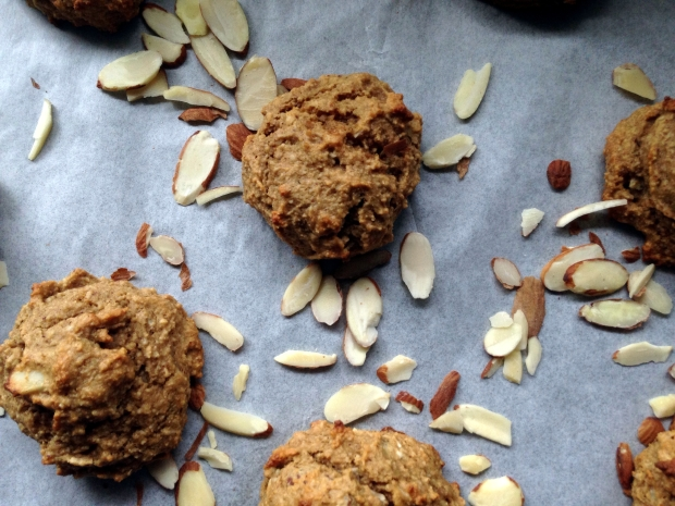 Almond Coconut Cookies – Nutty for Life_3