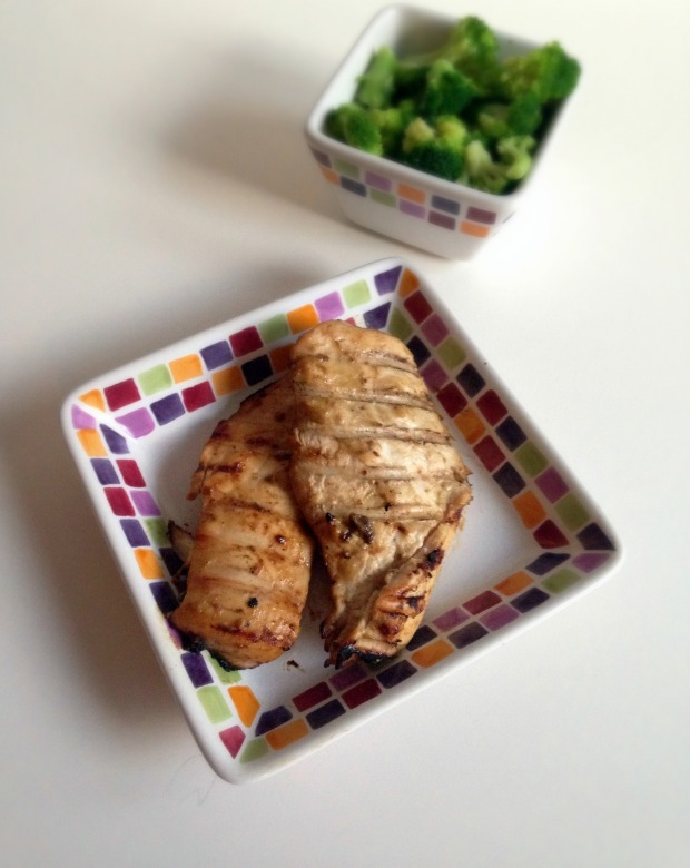 Grilled Honey Mustard Chicken16