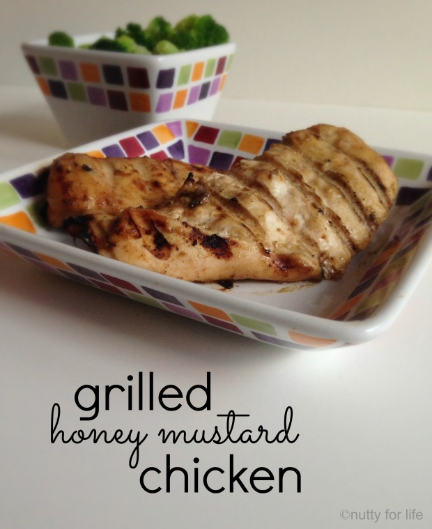 Grilled Honey Mustard Chicken9